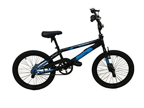 F.lli Schiano Viper 20, BMX Ciclismo, Bianco/Blu, M