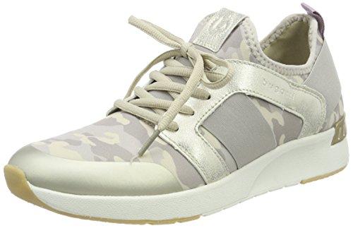 bugatti Damen 442271656900 Sneaker, Beige (Beige 5200), 38 EU