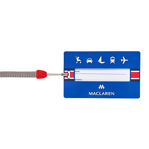 Maclaren Buggy ID Tag London- Perfect for any bag and every traveler. Claim your luggage with ID Tag