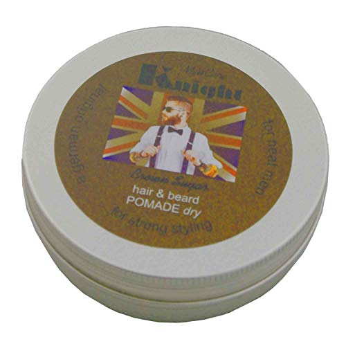 Knight Men Care Old London Hair & Beard pomande Dry 100 ml