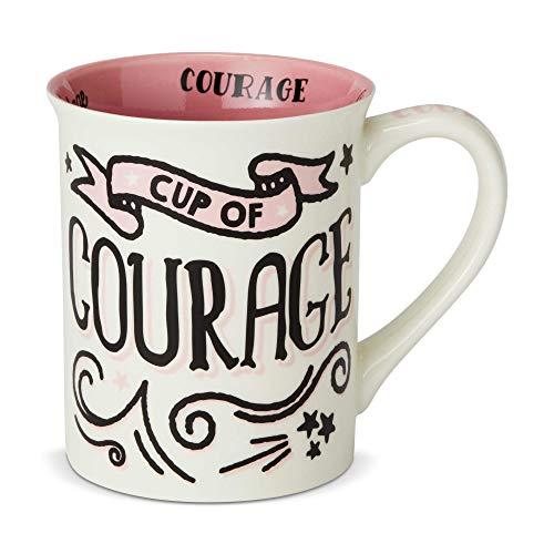 """""""Cup of Courage"""" Mug"""