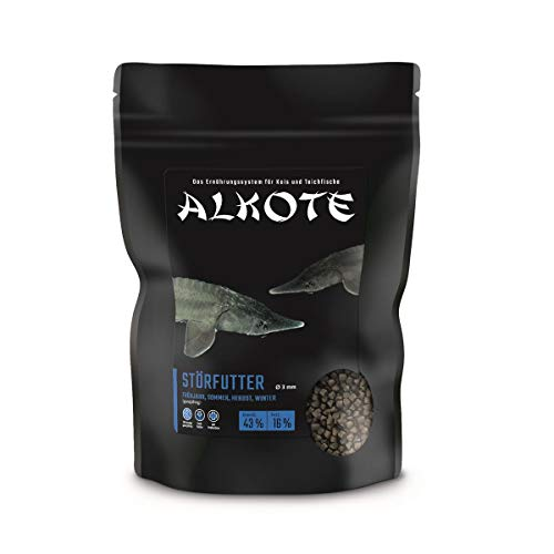 AL-KO-TE Störfutter 3mm 750 g