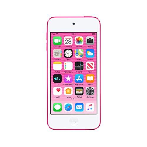 Apple iPod Touch 256GB Reproductor de MP4 Rosa - Reproductor MP3 (Reproductor de MP4, 256 GB, IPS, Lightning, Rosa,...