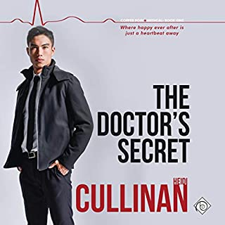 The Doctor's Secret audiobook cover art