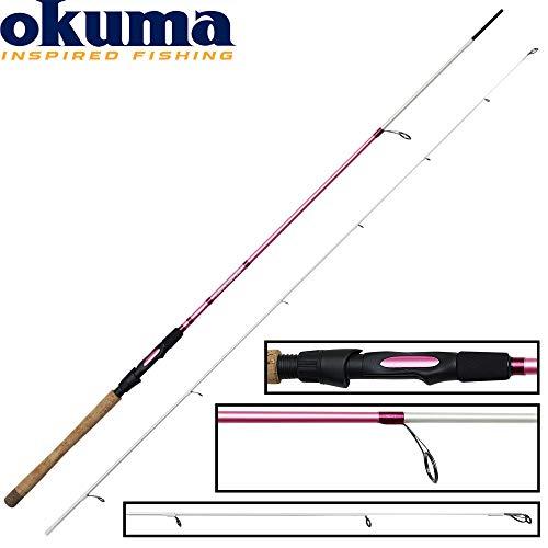Okuma Angelrute - Pink Pearl V2 249cm 10-32g 2sec
