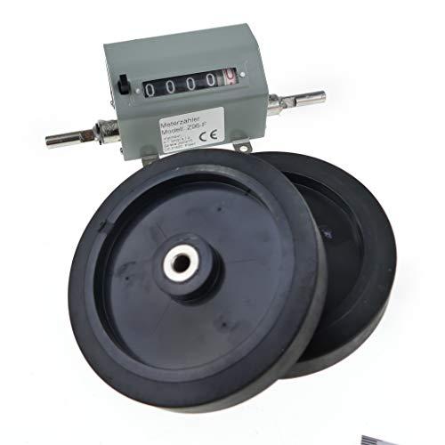 Universal Meterzähler Kabel Litzen, Drähte Angelschnur Kleistermaschine Teppich