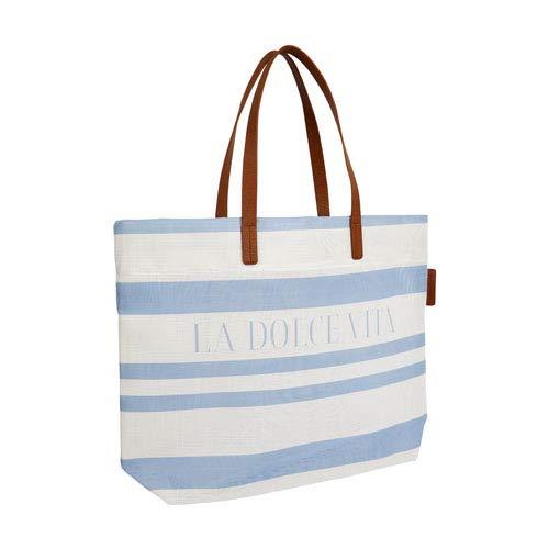 Sunnylife Unisex Adult Luxe Mesh Beach Bag Dolce Classic, meerkleurig, één maat