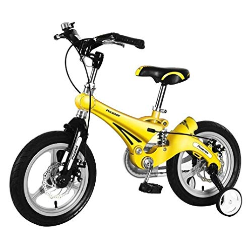 Learn More About QiYue Kids Bike for Boys Youth 3-6 Years Old (Size : 14)
