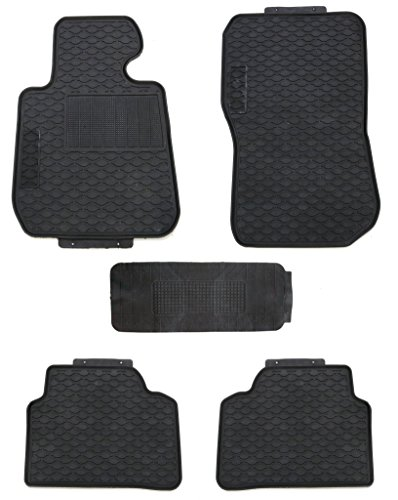TMB Motorsports All Weather Floor Mats for BMW 3 Series 2012-2018 & 2015+ F80 M3