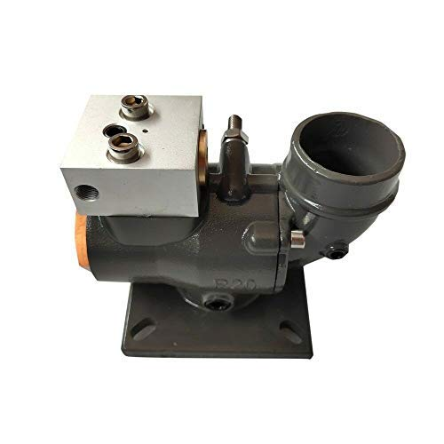 Válvula de descarga para compresor de aire, válvula de
