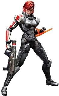 Square-Enix - Mass Effect 3 Play Arts Kai figurine Female Commander Shepard 22