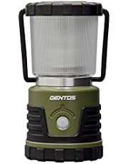 【Amazon.co.jp限定】 GENTOS(ジェントス) LED ランタン 【明るさ1000ルーメン/実用点灯11-240時間/3色切替/防滴】 エクスプローラー EX-109D 防災 あかり 停電時用 ANSI規格準拠