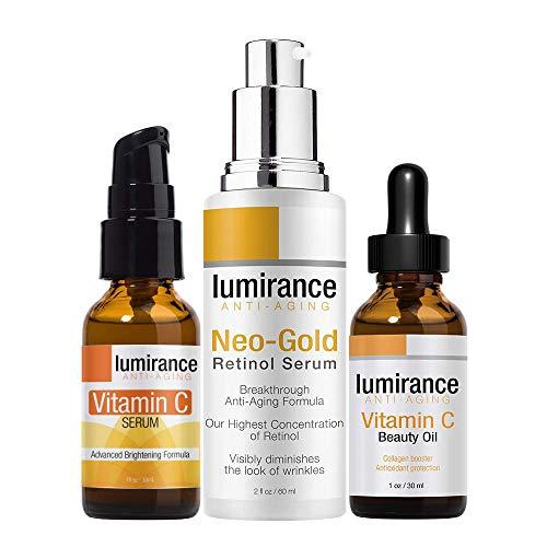 Lumirance 3-Piece Vitamin C Skincare Set