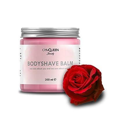GymQueen Bodyshave Balm 200ml