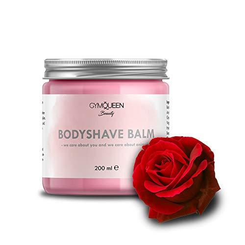 GymQueen Bodyshave Balm (200ml)