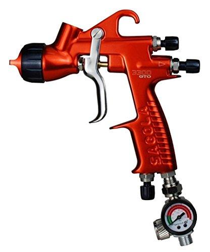 Sagola - Pistola Sagola 3300 Gto Car Gravedad - 1.30 [Gto Hvlp]