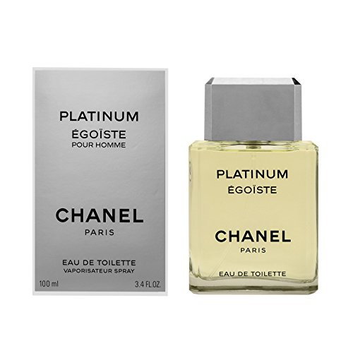 Chanel Egoiste Platinum Men EDT spray 100.0 ml, per stuk verpakt (1 x 100 ml)