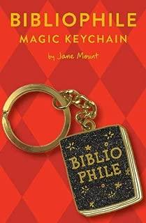 Bibliophile Magic Keychain: (Book Lover Gift, Book Club Gift)