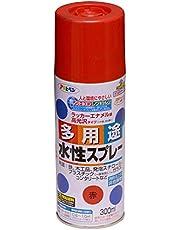 アサヒペン 水性多用途スプレー 300ML 白