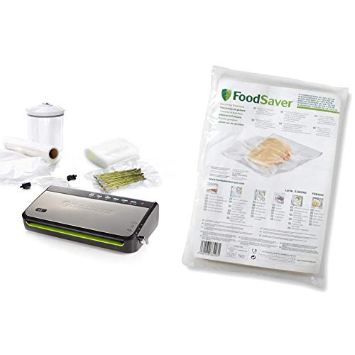 macchina sottovuoto foodsaver ffs005x Foodsaver ffs005x macchina per sottovuoto alimenti