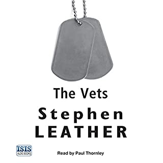 The Vets cover art