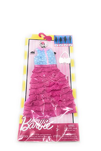 Barbie Complete Look Fashion Pack Stars and Ruffles