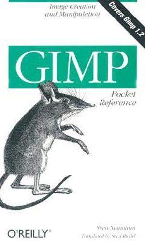 GIMP Pocket Reference (en anglais)