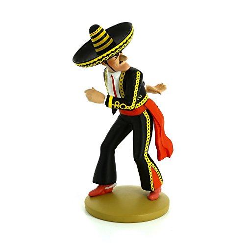 Moulinsart Figura de colección Tintín Alcázar Lanzador de Cuchillos 42203 (2016)