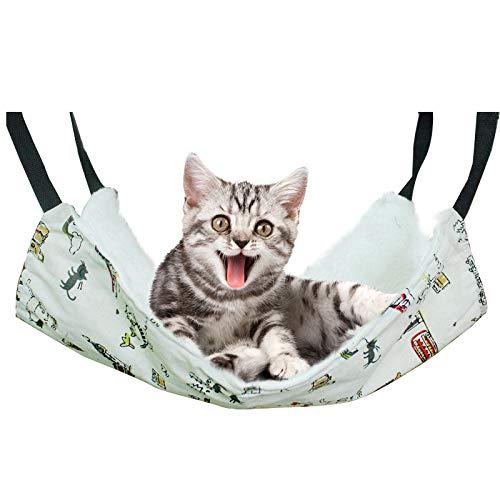 JLFAIRY 35 * 52 cm Kat Kennel Hangmat Dikke Warme Warme Ophanghaak Type huisdier benodigdheden