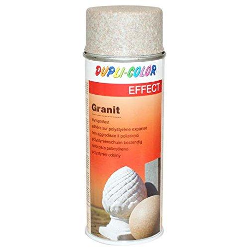 Duplicolor 627811 Granito Style Spray, Color marrón, 400 ml