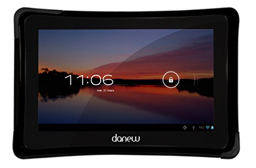 Danew GeoDroid A5, tablet, GPS, 5  (12,7 cm), Android 4,0, Wifi, colore: nero opaco