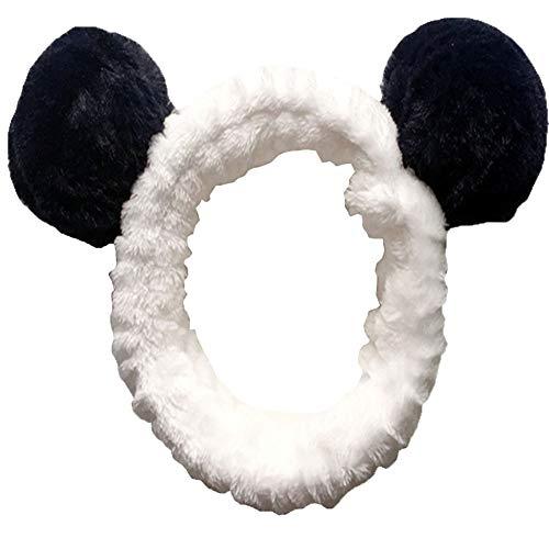 Accessoires de cheveux pour le lavage du visage, Douche, Maquillage, Spa Fashion Cute Ear Headband # 04