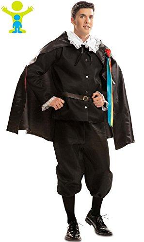 Disfraz de Tuno para hombre talla M-L