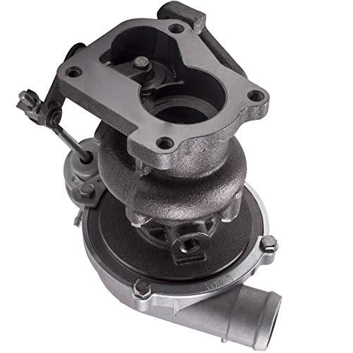 LYJUN® Turbine Turbolader K03 for Audi 80 1.9 TD B4 1993-1995 Turbolader Turbo Compressore Kompressor 454.065, 53039880003