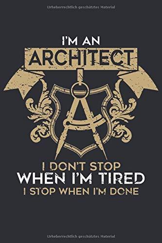 Architekt Notizbuch: Ein perfektes Geschenk für alle Architekten