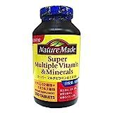 ネイチャーメイド Nature Made スーパーマルチビタミン&ミネラル 300粒