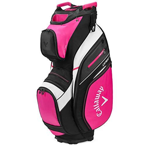 Callaway Golf 2020 ORG 14 Golftasche, Herren, ORG 14, Pink/Schwarz/Weiß