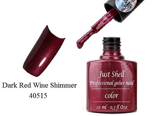JUST SHELLAC GEL Vernis Couleur a Ongles Masquerade professionnels gel UV Semi Permanent UV/LED 10ml