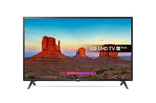 "LG 49UK6300PLB TV 124,5 cm (49"") 4K Ultra HD Smart TV Wi-Fi, Nero"