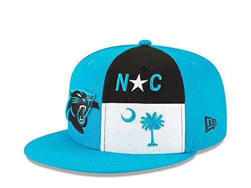 New Era NFL Carolina Panthers 2019 Official ON-Stage 9FIFTY Snapback Draft Cap