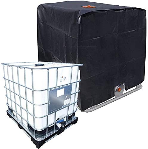 Ready IBC - Cubierta para depósito de agua (1000 litros)