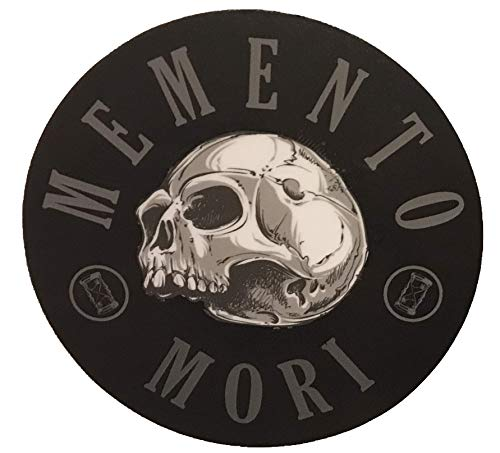 F-Bomb Morale Gear Memento Mori - Remember Death - Bumper Sticker Vinyl Decal