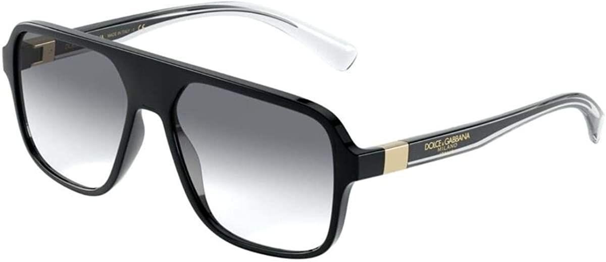 Sunglasses Dolce & Gabbana DG 6134 675/79 Black