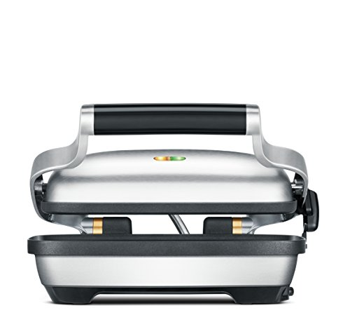 Breville BSG600BSS Panini Press, Brushed Stainless Steel