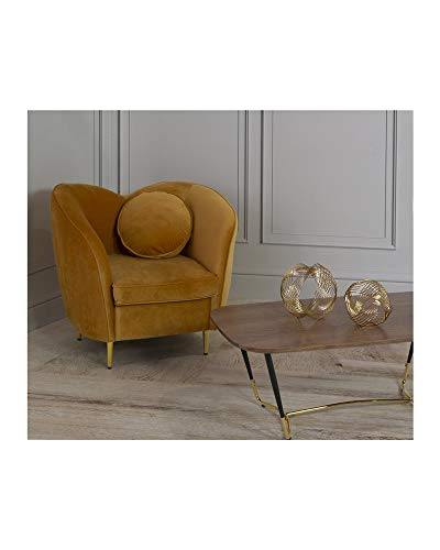 Conjunto de sillón con Mesa de Centro