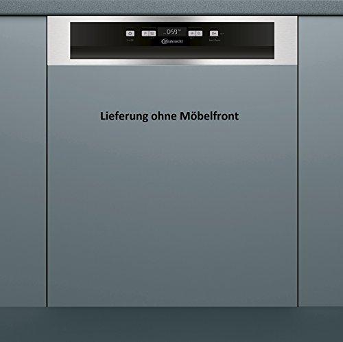 Bauknecht BBC 3C26 X – Lavavajillas empotrado, A++, 265 kWh/año ...