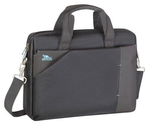 RivaCase 8130 Laptop Bag 15.6', Borsa per Laptop Fino a 15.6', Grigio
