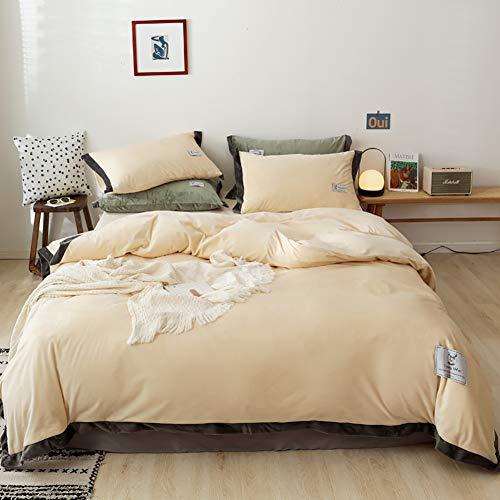 MNBVC Bedding Set,Duvet Sets King Size Bed, Lightweight Microfiber Duvet Cover Set Bohemia Exotic Patterns Design