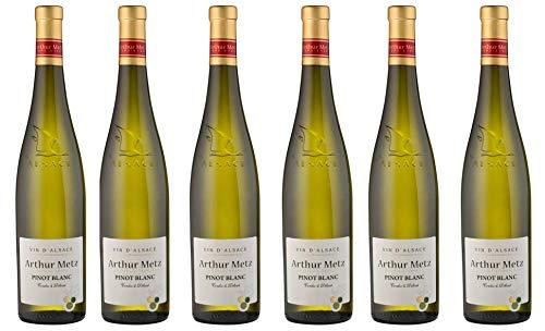 Arthur Metz AOP Pinot Blanc Trocken (6 x 0.75 l)