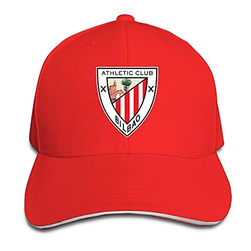 Ath-Letic Club De Bil-Bao Logo - Gorra de béisbol con...